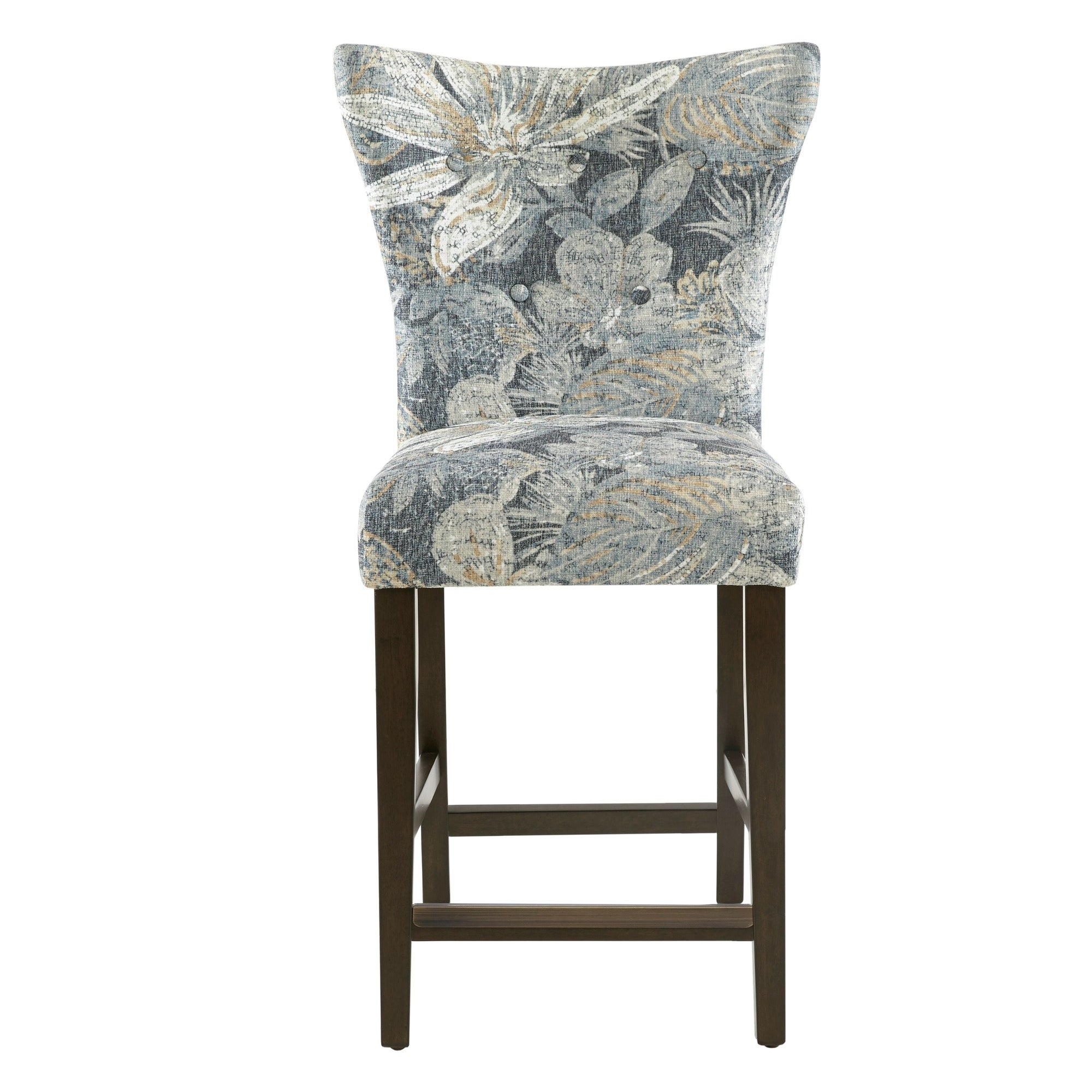 Madison Park Dave Blue Counter Stool   9.9