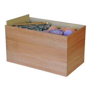 Venture Horizon Project Center Drawer, Oak - Set of 3 - N/A