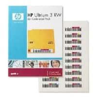 HP Ultrium 3 RW Bar Code Label Pack (Q2007A)