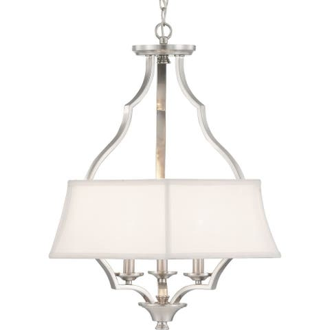 Carriage Hill Collection Three-Light Pendant - N/A