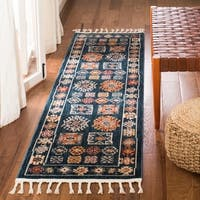 Safavieh Farmhouse Christal Boho Tribal Polyester Rug