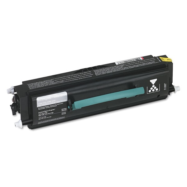 Lexmark Black Toner Cartridge For Mono Laser Printers - 6000 Page - 1 x Black