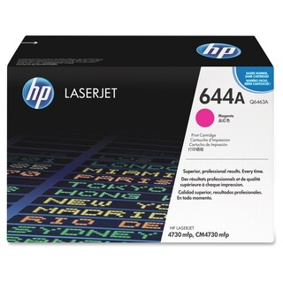 HP 644A (Q6463A) Magenta Original LaserJet Toner Cartridge
