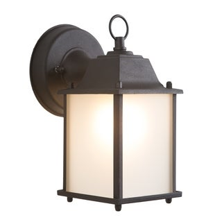 Yosemite Home Decor Terra Collection 8.5 inch Outdoor Wall Light - 6 x 4 x 8.5