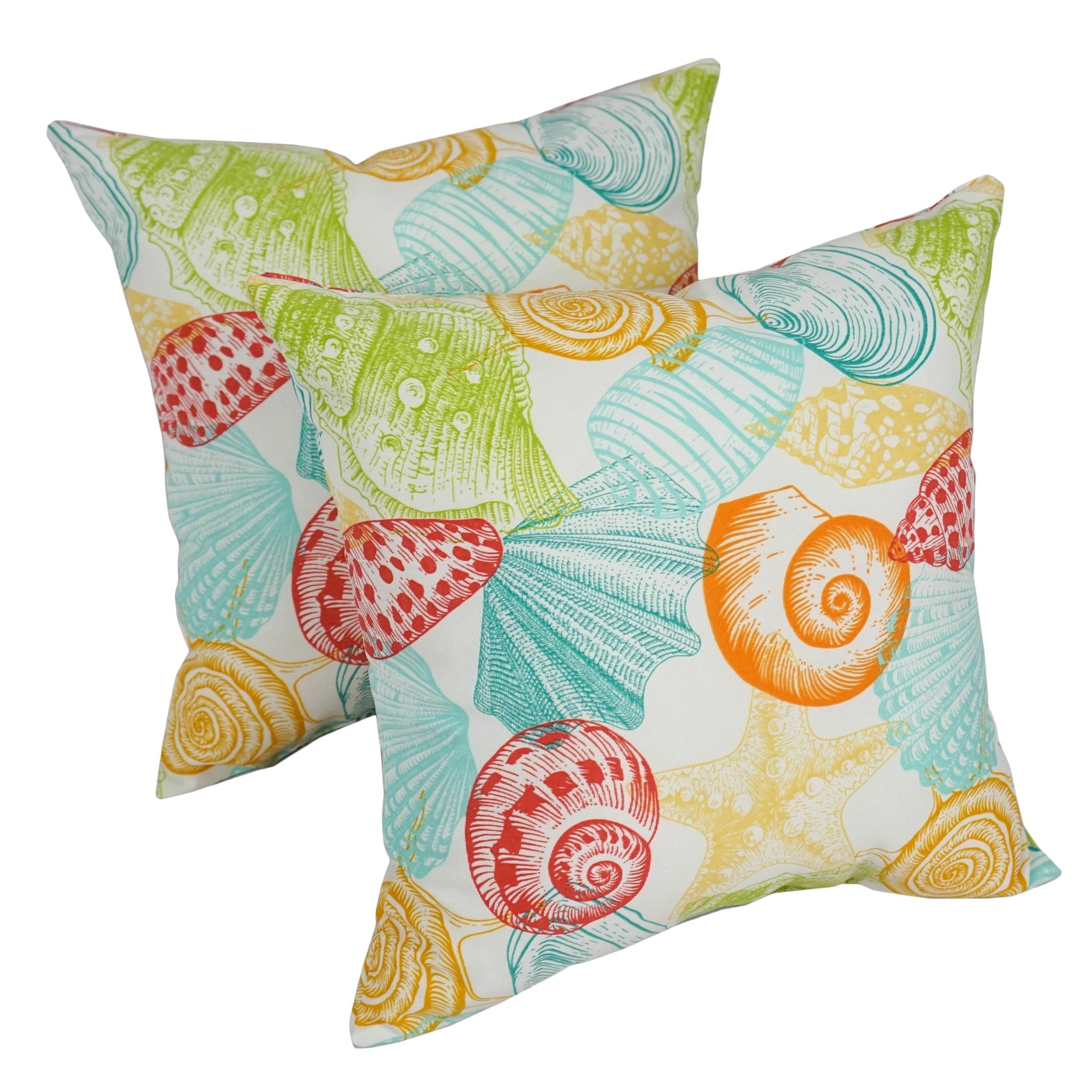 17 Inch Indoor Outdoor Throw Pillows