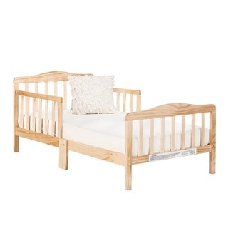 Contemporary Toddler Bed Natural