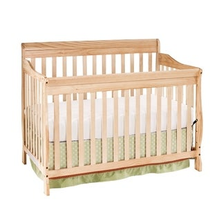 Stephane 4 in 1 Convertible Crib