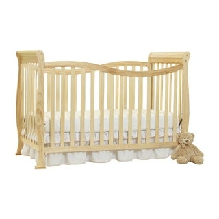 Jessica Violet 7 in 1 Convertible Lifestyle Crib Natural