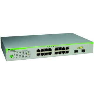 Allied Telesis AT-GS950/16 16 Port Gigabit WebSmart Switch
