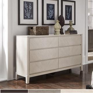 Copper Grove Vantaa Antique 6-drawer Dresser