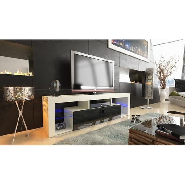 Shop Milano 160 Wall Mounted Floating 63 Modern Tv Stand
