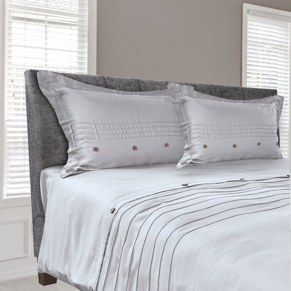 Shop Tempur-Pedic Cool Luxury Tencel Blend Duvet Cover - Free