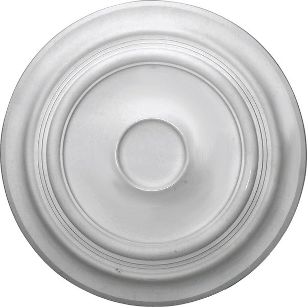 "24 3/8""OD x 1 1/2""P Traditional Ceiling Medallion"