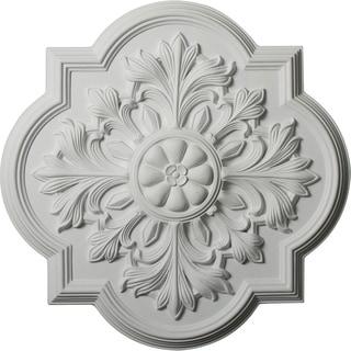 "20""OD x 1 3/4""P Bonetti Ceiling Medallion"