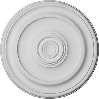 "19 3/4""OD x 1 1/2""P Kepler Traditional Ceiling Medallion"