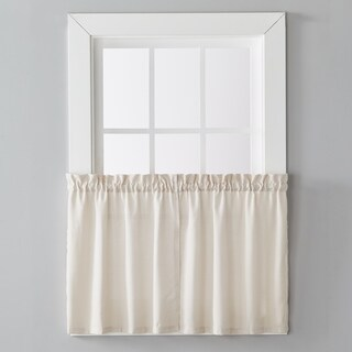 Porch & Den Lorentz Linen 24-inch Tier Pair