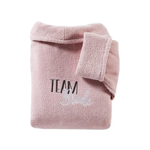 SKL Home Team Bride Bath Robe