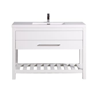 The Poppy 48 Inch Single Bathroom Vanity