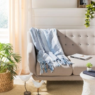 Link to Safavieh Brenton Throw Similar Items in Blankets & Throws