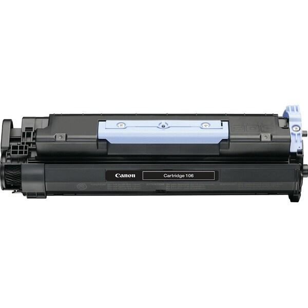 Canon No. 106 Black Toner Cartridge