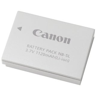 Canon NB-5L Lithium-Ion Digital Camera Battery