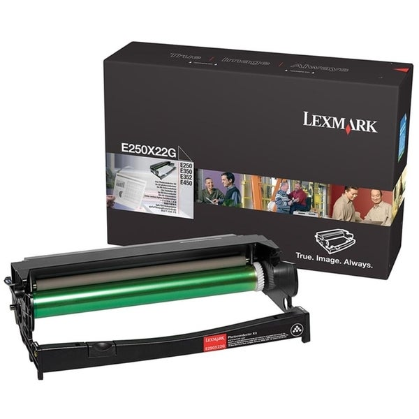 Lexmark E25X22G Photoconductor Kit