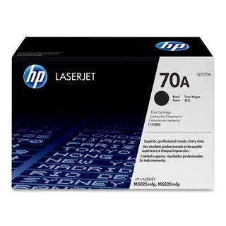 HP 70A (Q7570A) Black Original LaserJet Toner Cartridge