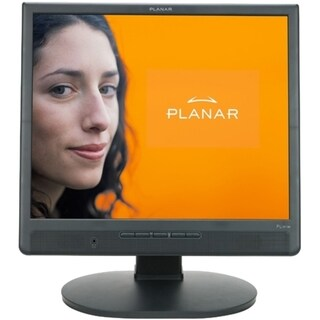 "Planar PL1191M 19"" LCD Monitor - 4:3 - 5 ms"