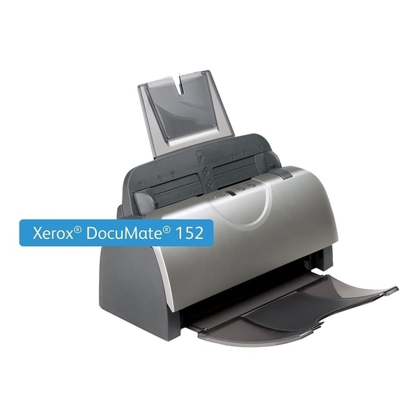 Visioneer DocuMate 152 Sheetfed Scanner - 600 dpi Optical