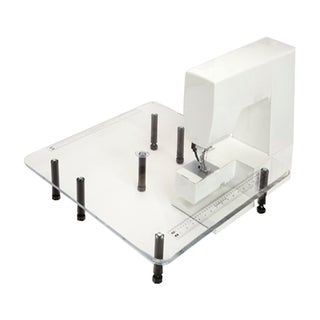 """Sewingrite 24"""" x 24"""" Large Acrylic Portable Table - N/A"""