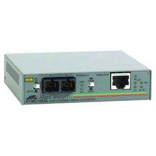 Allied Telesis AT-MC102XL-90 Fast Ethernet Media Converter