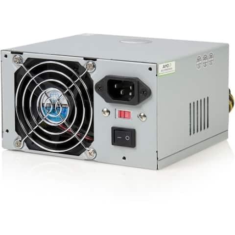StarTech.com Computer Power supply ( internal ) - 20/24 Pin - ATX12V 2.01 - AC 115/230 V - 350 Watt