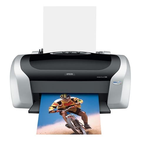 Epson Stylus C88+ Inkjet Printer - Color