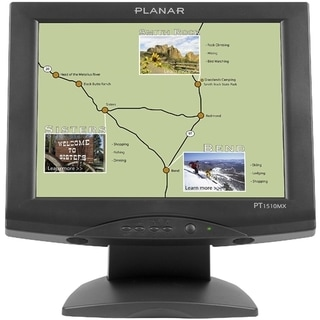 Planar PT1510MX Touch Screen LCD Monitor