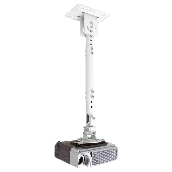 Telehook Height adjustable projector ceiling mount