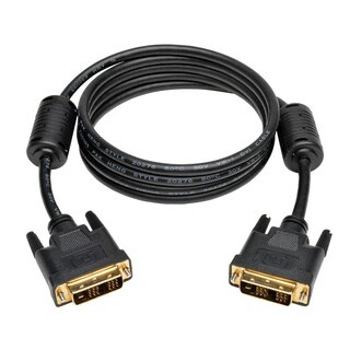 Tripp Lite 50ft DVI Single Link Digital TMDS Monitor Cable DVI-D M/M