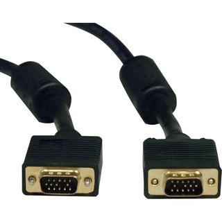 Tripp Lite 15ft SVGA / VGA Coax Monitor Cable with RGB High Resolutio