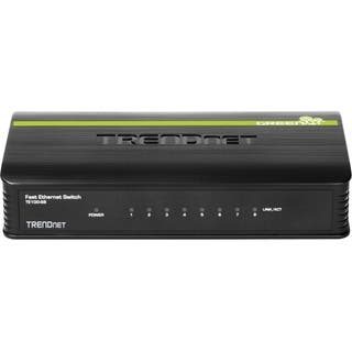 TRENDnet TE100-S8 8-port Fast Ethernet Switch|https://ak1.ostkcdn.com/images/products/2634846/P10839215.jpg?impolicy=medium