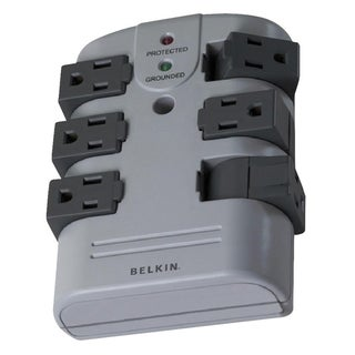 Belkin 6-Outlets Surge Suppressor