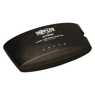 Tripp Lite Keyspan High Speed 4 Port USB to DB9 Serial Adapter Hub
