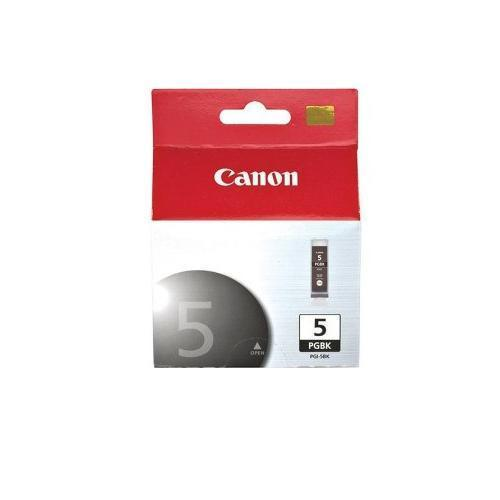 Canon PGI-5 Pigment Black Ink Cartridge - Black