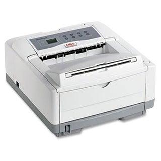 Oki B4000 B4600 LED Printer - Monochrome - 1200 x 600 dpi Print - Pla