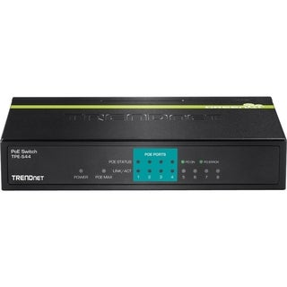 TRENDnet TPE-S44 Fast Ethernet Switch