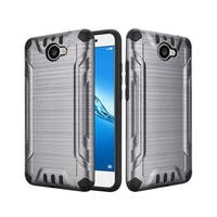 Shop Insten For Huawei Ascend XT2 Armor Hybrid Brushed PC
