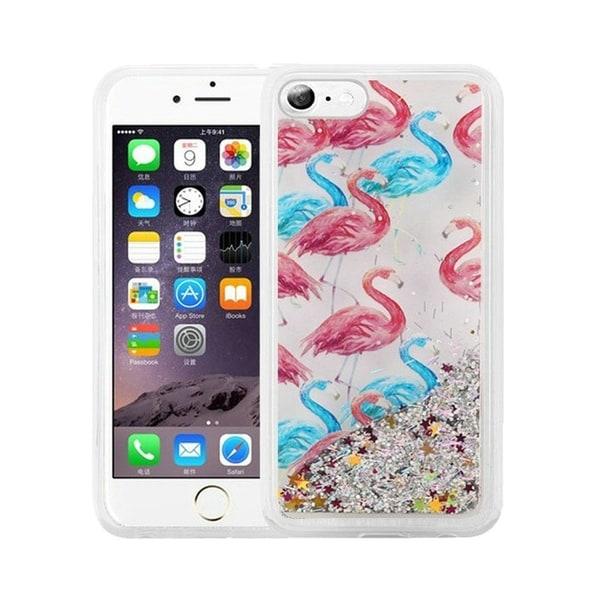 Flamingo & glitter case - Iphone 6/6s