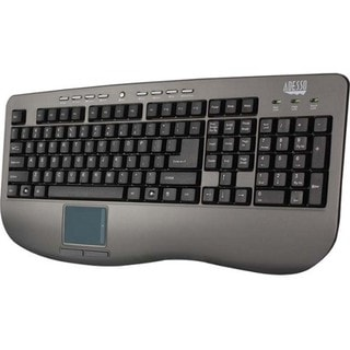 Adesso AKB-430UG Win-Touch Pro Desktop Keyboard with Glidepoint Touch