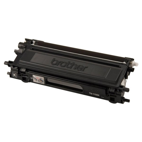 Brother TN115BK Original Toner Cartridge