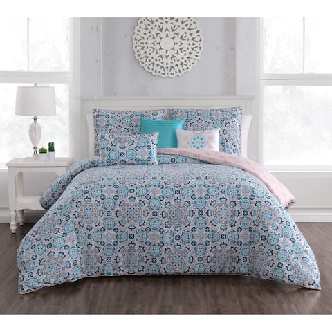 Size Queen Blue Comforter Sets | Find Great Bedding Deals ...