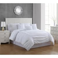Silver Orchid Alba Solid Comforter Set