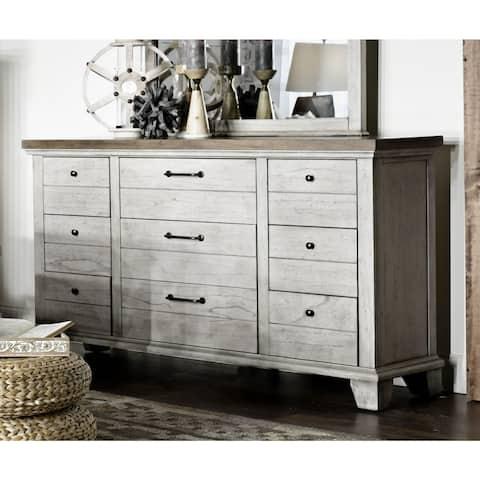 The Gray Barn Overlook Two-tone Dresser